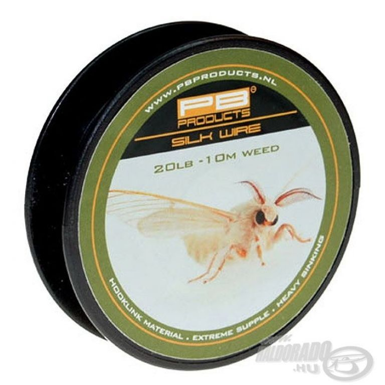 PB PRODUCTS Silk Wire Weed 20 Lb