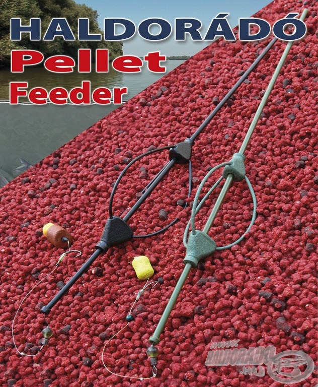 HALDOR�D�, |, Pellet, Feeder, 15g 650Ft,