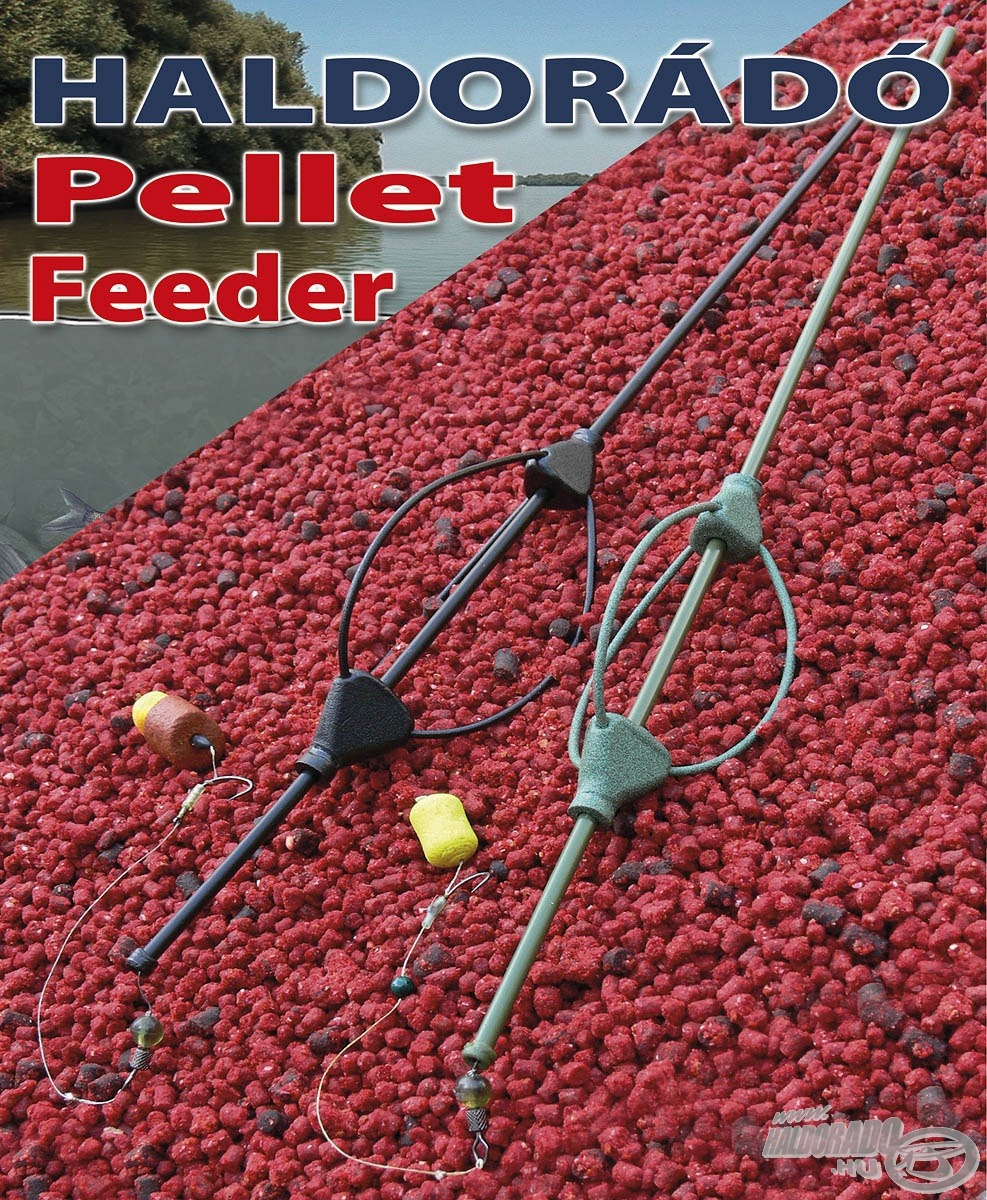 HALDOR�D�, Pellet, Feeder 690Ft