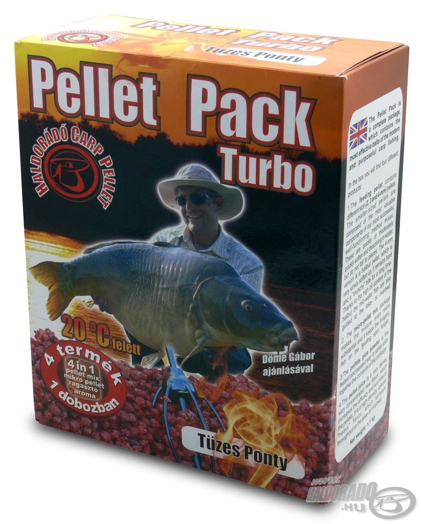 Pellet,, Pack,, Turbo,, -,, T�zes,, Ponty,,
