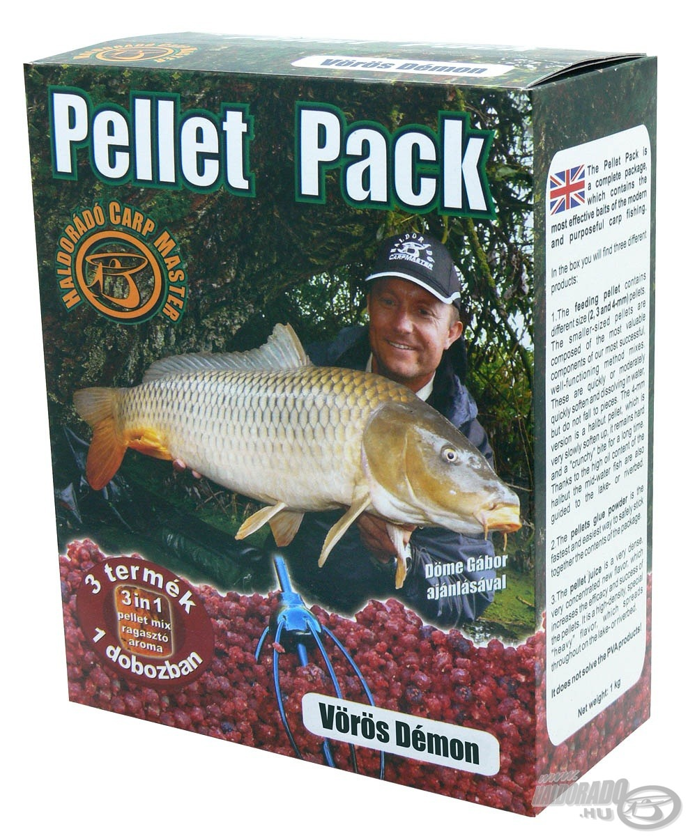 HALDOR�D�, Pellet, Pack 2490Ft