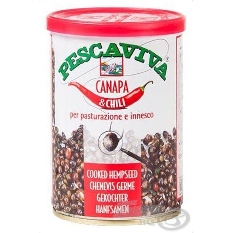PESCAVIVA Főtt kender chilis
