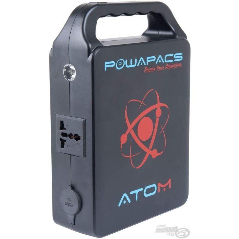 POWAPACS Atom 78 - Hordozható nagy teljesítményű akkumulátor 78000 mAh