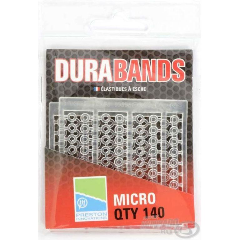 PRESTON Dura Band - Csaligyűrű Micro