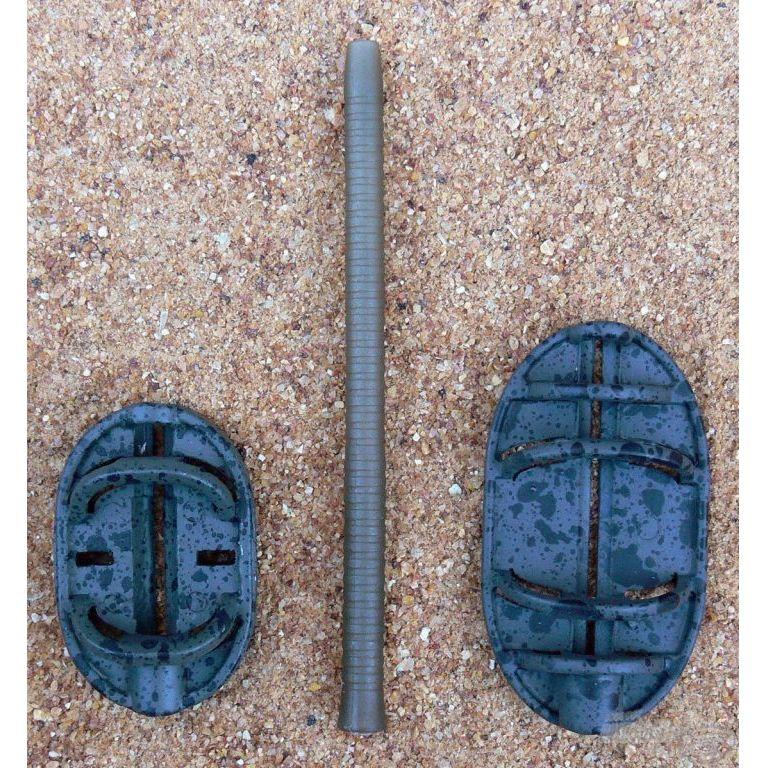 PRESTON Dura Flat Method In-Line Large 45 g