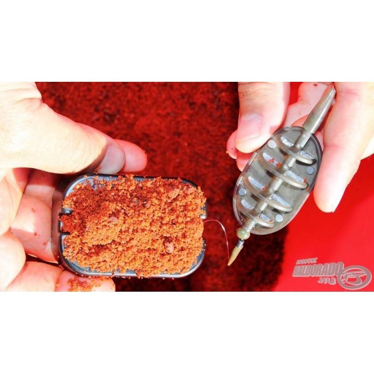 PRESTON Method Feeder kosár L In-line 80 g