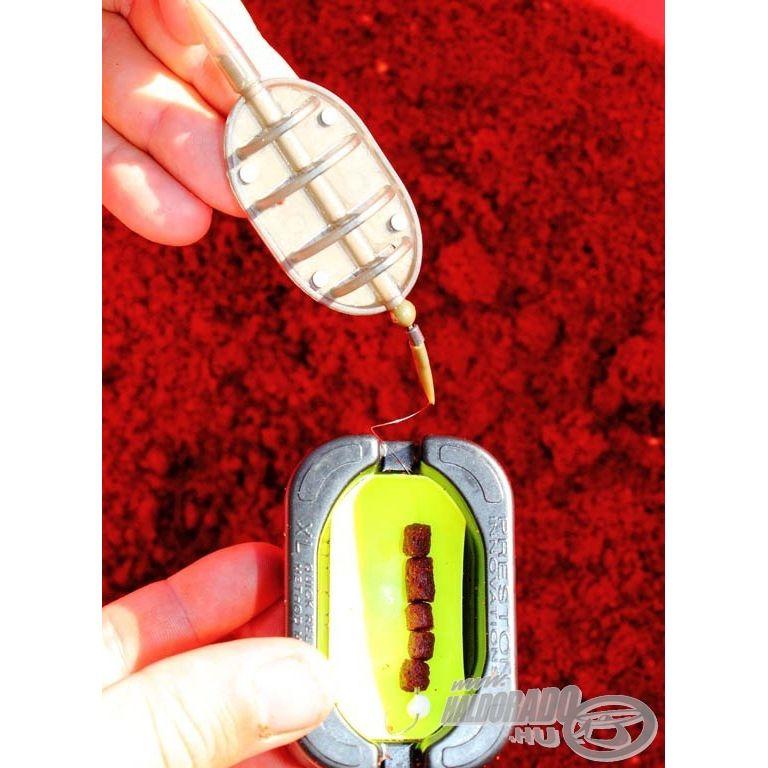 PRESTON Method Feeder kosár XL In-line 30 g
