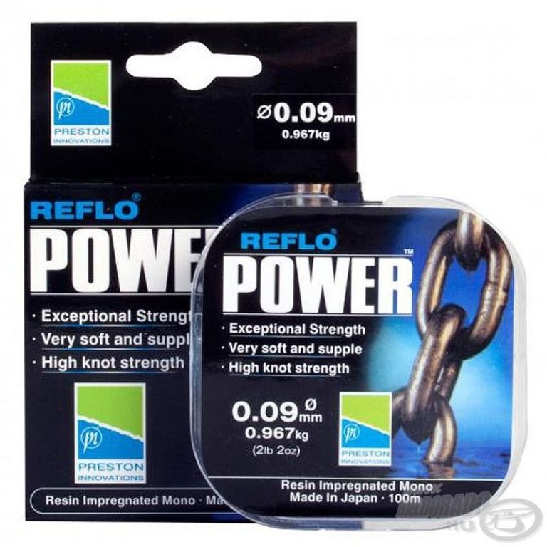 PRESTON Reflo Power 0,15 mm