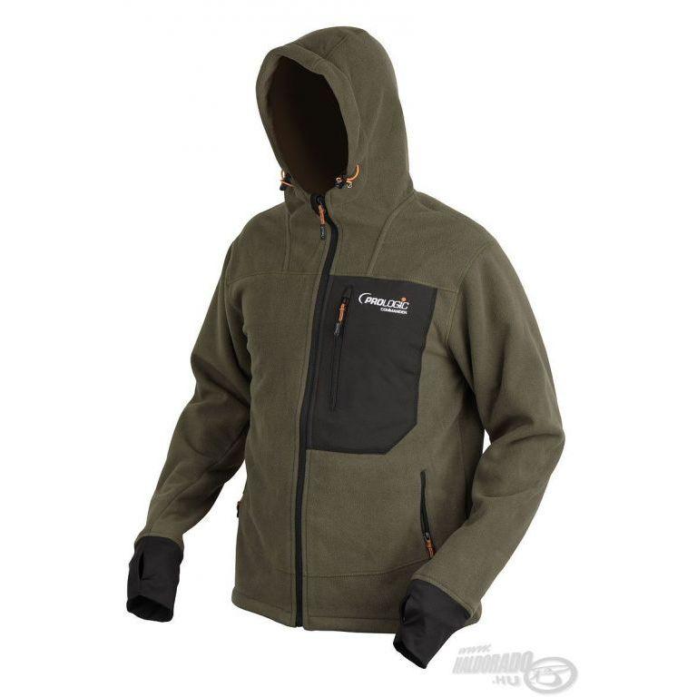 PROLOGIC Commander Fleece kabát L