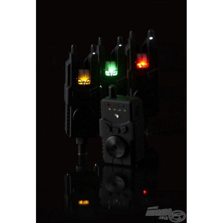 PROLOGIC Custom SMX MKII Kapásjelző készlet 3+1 darabos