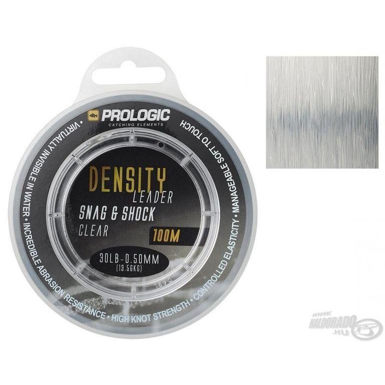 PROLOGIC Density Snag & Shock Leader 100 m - 0,50 mm