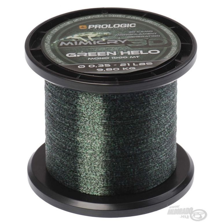 PROLOGIC Mimicry Green Helo 1000 m - 0,28 mm