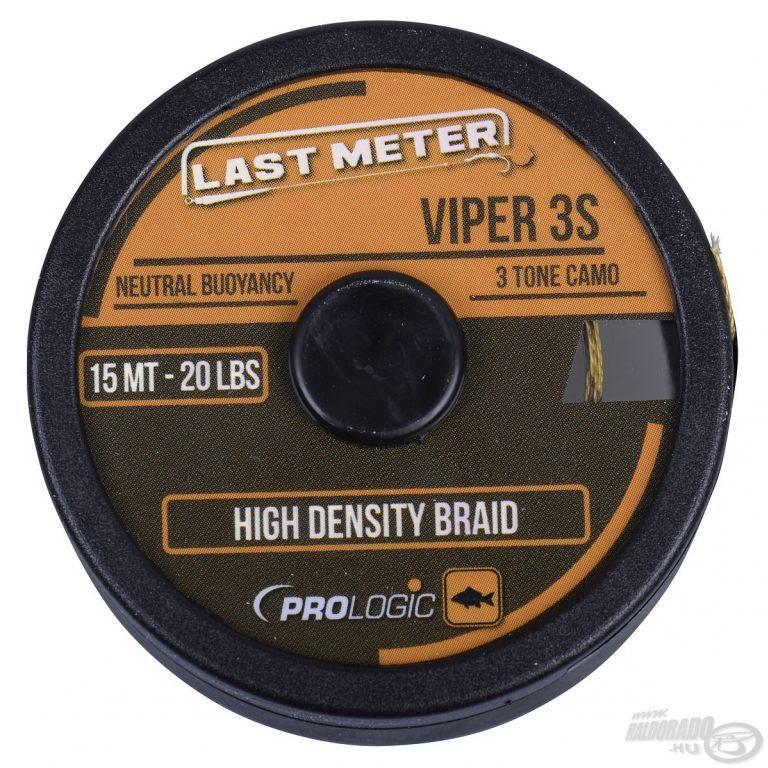 PROLOGIC Viper 3S 20 Lbs