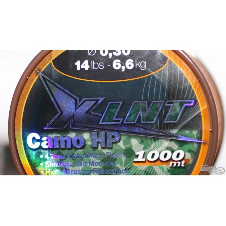 PROLOGIC XLNT HP 1000 m - 0,28 mm Camo