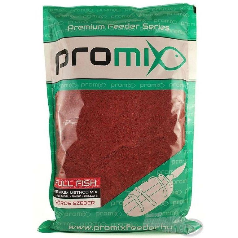Promix Full Fish method mix - Vörös Szeder