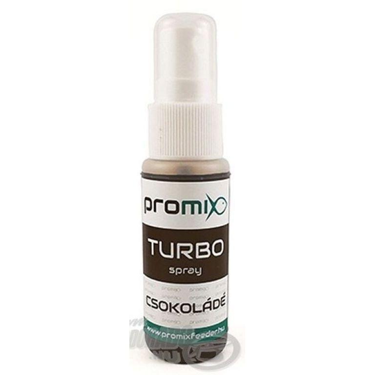 Promix Turbo Spray - Csokoládé