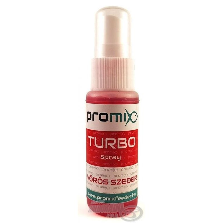 Promix Turbo Spray - Vörös Szeder
