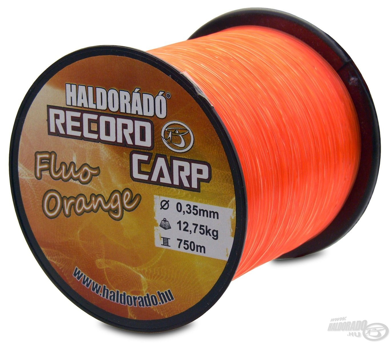 HALDOR�D�, Record, Carp, Fluo, Orange, 1990Ft