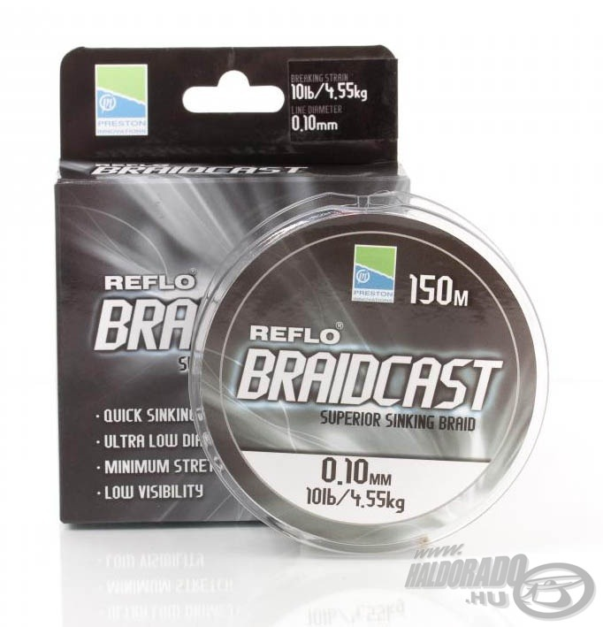 PRESTON, Reflo, Braidcast 6990Ft