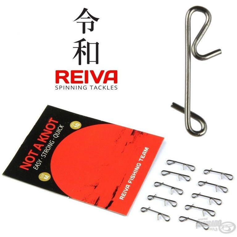 REIVA Not a Knot kapocs XL
