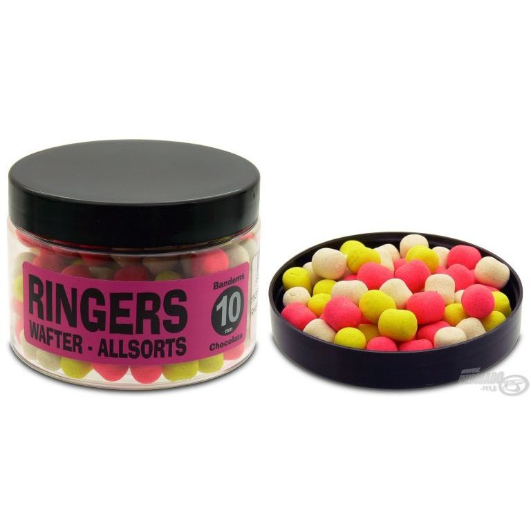 RINGERS Allsorts Wafter Pellet Chocolade 10 mm