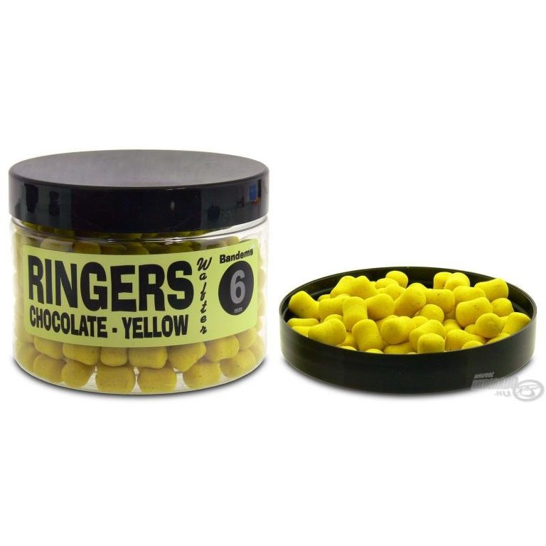 RINGERS Chocolate-Yellow wafter pellet 6 mm