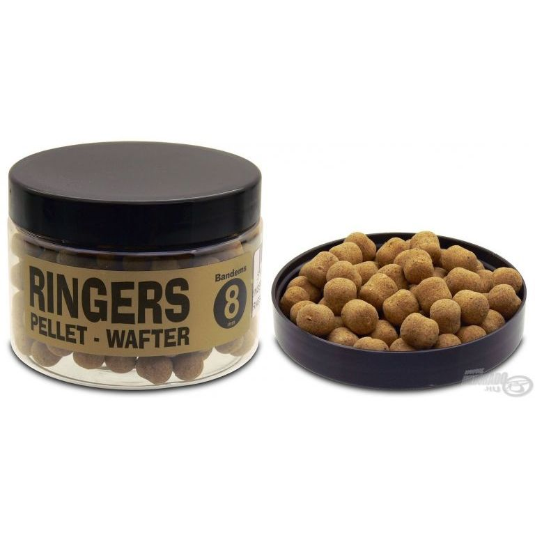 RINGERS Wafter pellet Natural Bandems 8 mm