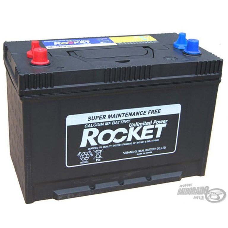 ROCKET Munka akkumlátor 80Ah