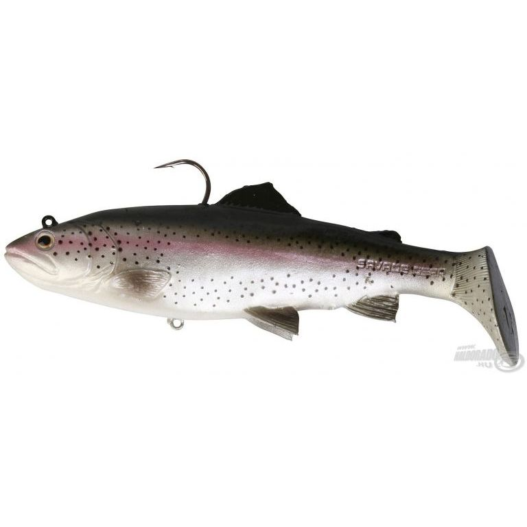 SAVAGE GEAR 3D Trout Rattle Shad 12,5 cm 35 g - Rainbow Trout