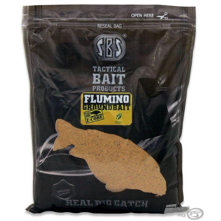 SBS Flumino Groundbait Z-Code