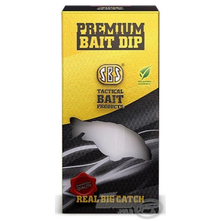 SBS Premium Bait Dip 80 ml - M2