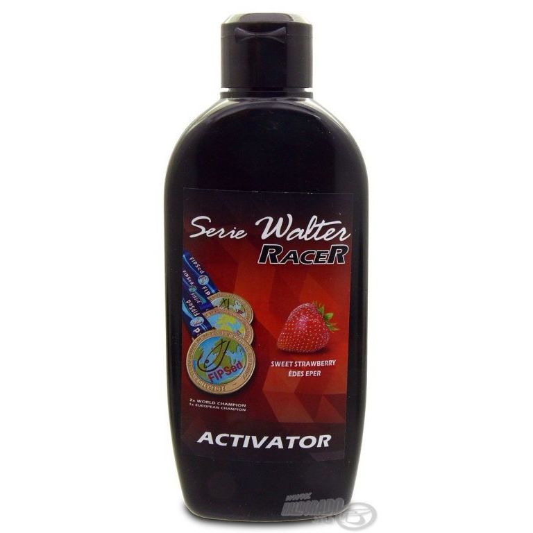 Serie Walter Racer Activator 250 ml - Sweet Strawberry