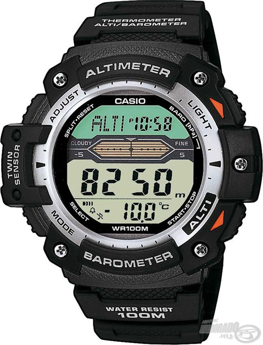 CASIO SGW-300HD-1AVER f�rfi kar�ra 27990Ft