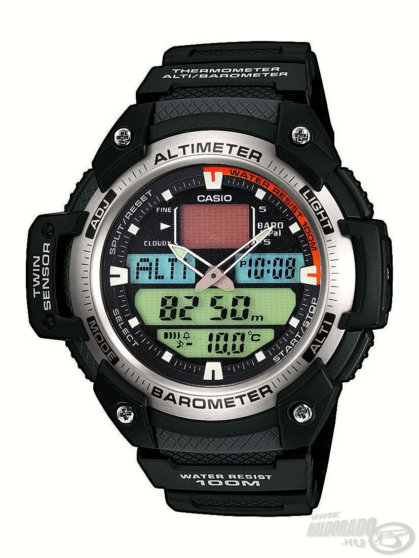 CASIO SGW-400HD-1BVER f�rfi kar�ra 29990Ft