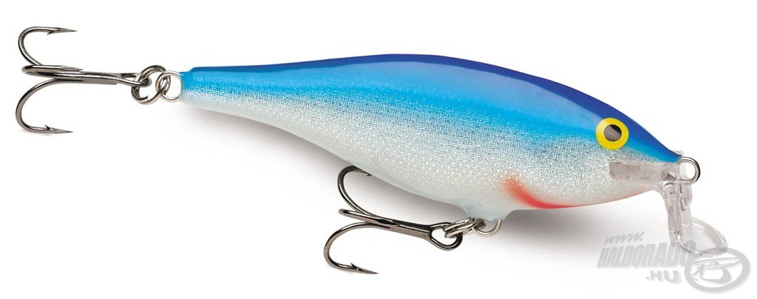 Rapala, Shallow, Shad, Rap, 3290Ft