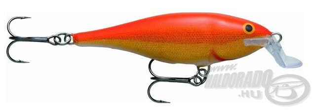 Rapala Shallow Shad Rarp 3490Ft