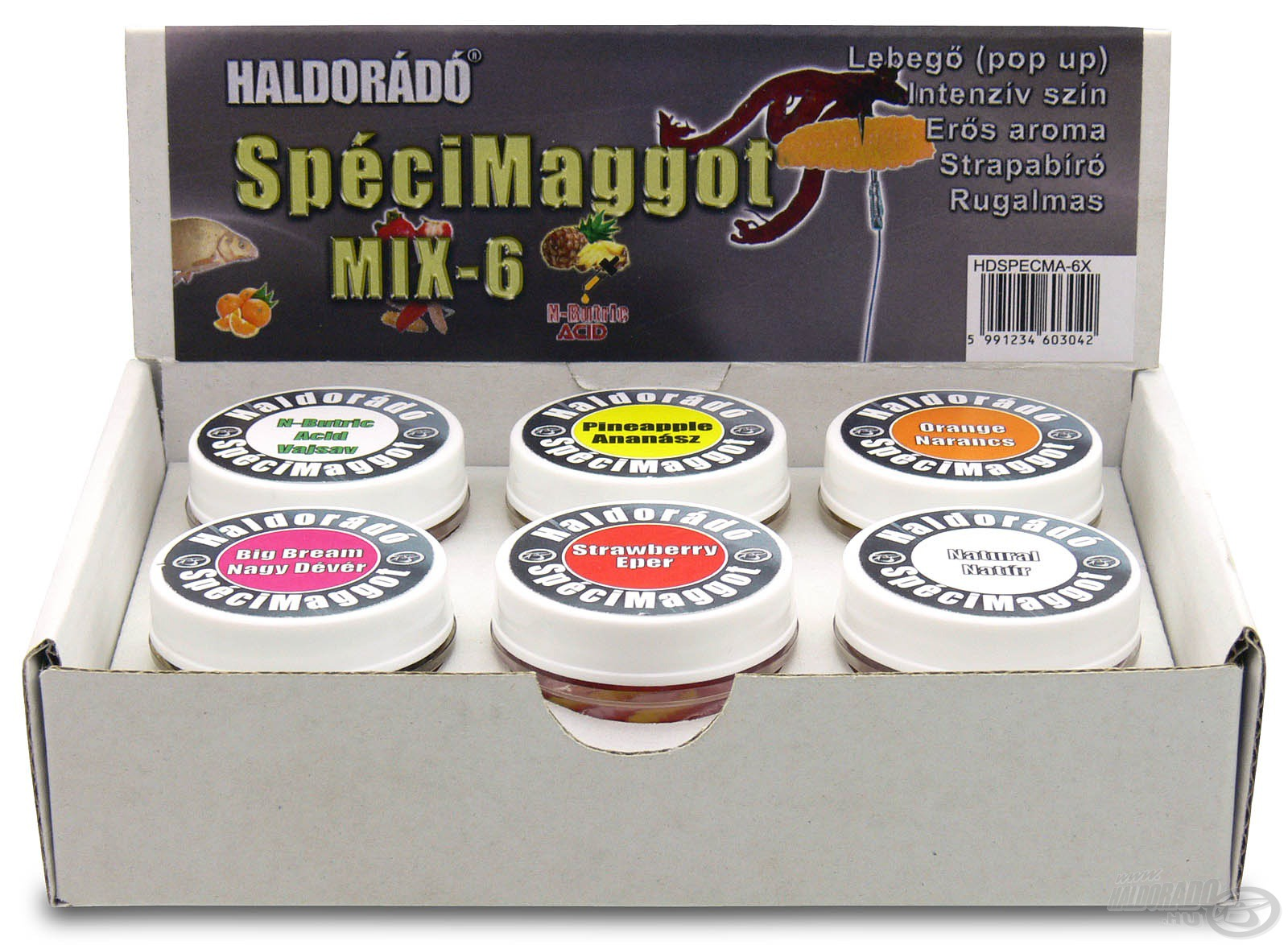 HALDOR�D�, Sp�ciCorn, -, MIX-6 6530, helyett, 5490Ft