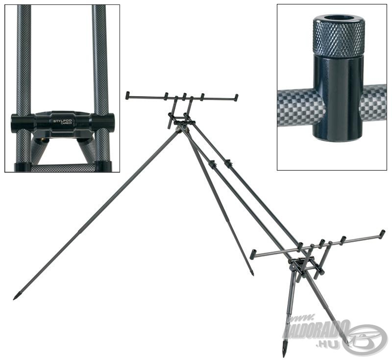 PROWESS Stylpod Carbon Rod Pod 35990Ft