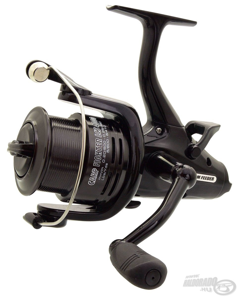 By D�me Team Feeder Carp Fighter LCS 9790Ft-t�l