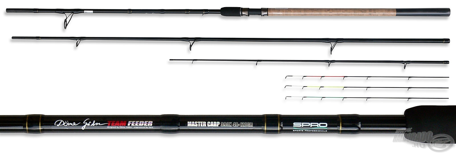 SPRO Team Feeder Master Carp 390MH - by D�me G�bor 19990Ft