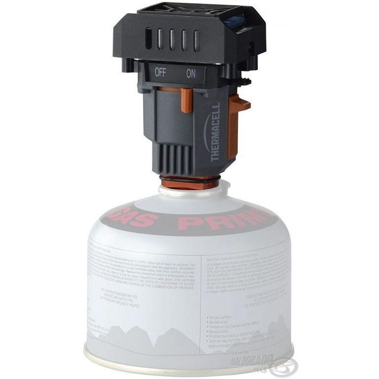 THERMACELL Szúnyogriasztó készülék gázpalackra