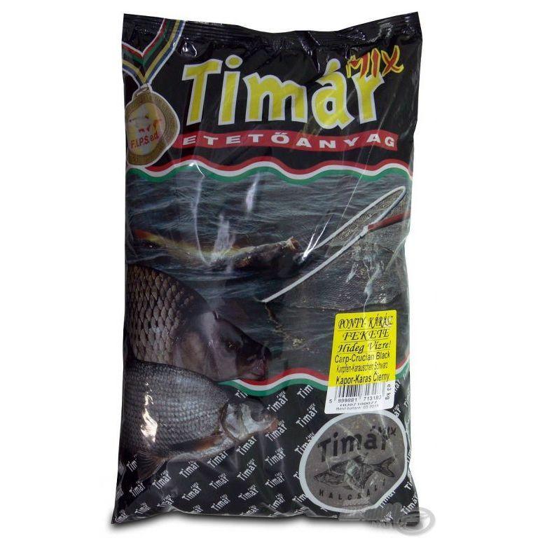 TIMÁR MIX Ponty-Kárász Fekete 3 kg