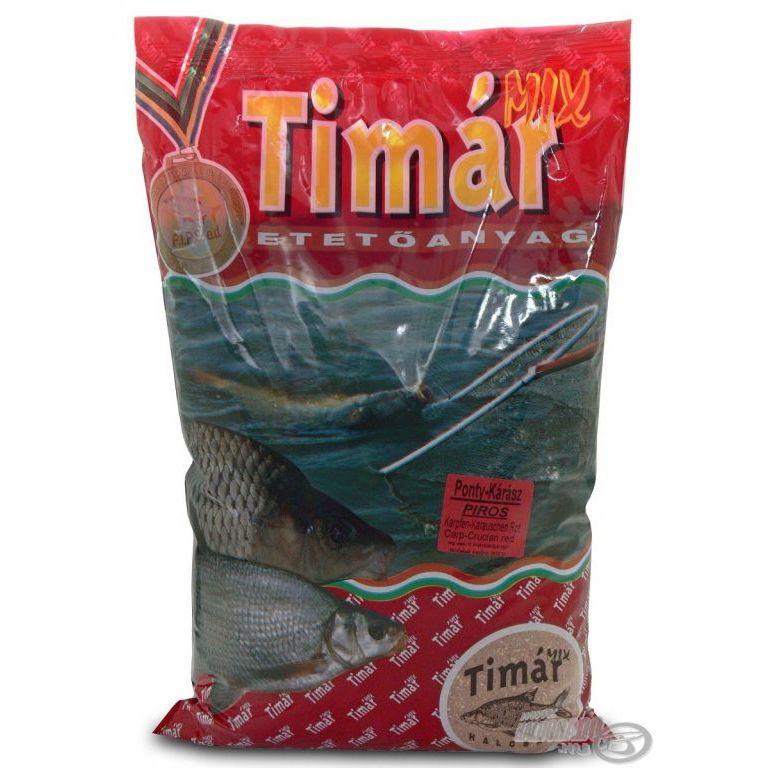 TIMÁR MIX Ponty Kárász Piros 3 kg