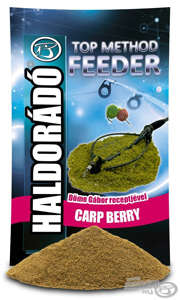 HALDOR�D�, TOP Method Feeder - Carp Berry