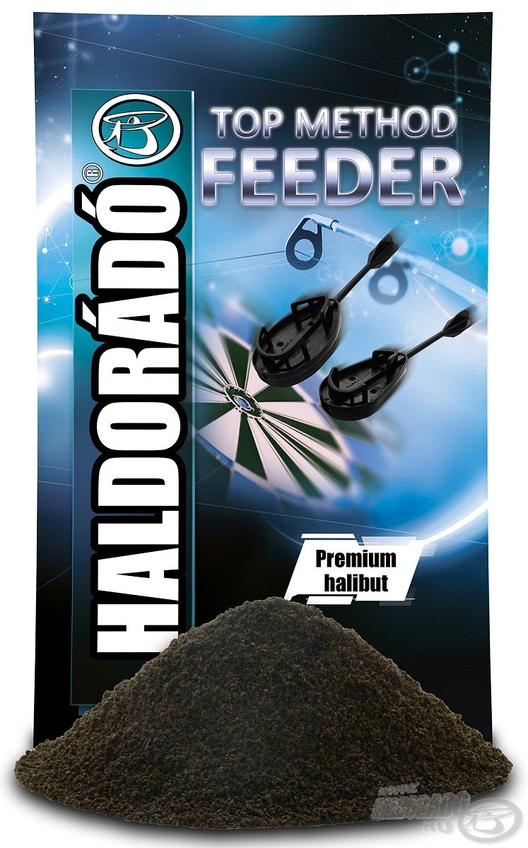 HALDOR�D�, TOP Method Feeder - Premium Halibut
