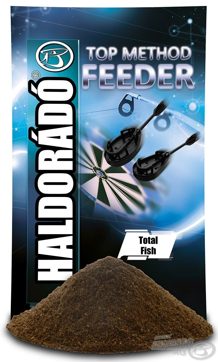 HALDOR�D�, TOP Method Feeder - Total Fish