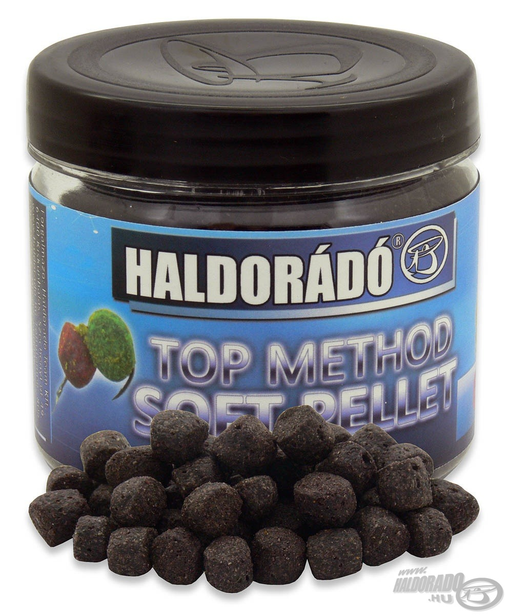 HALDOR�D�, TOP, Method, Soft, Pellet, Carp, Berry, 1490Ft