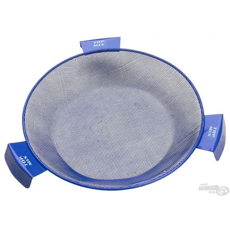 TOP MIX Etetőanyag rosta vödörre 2 mm