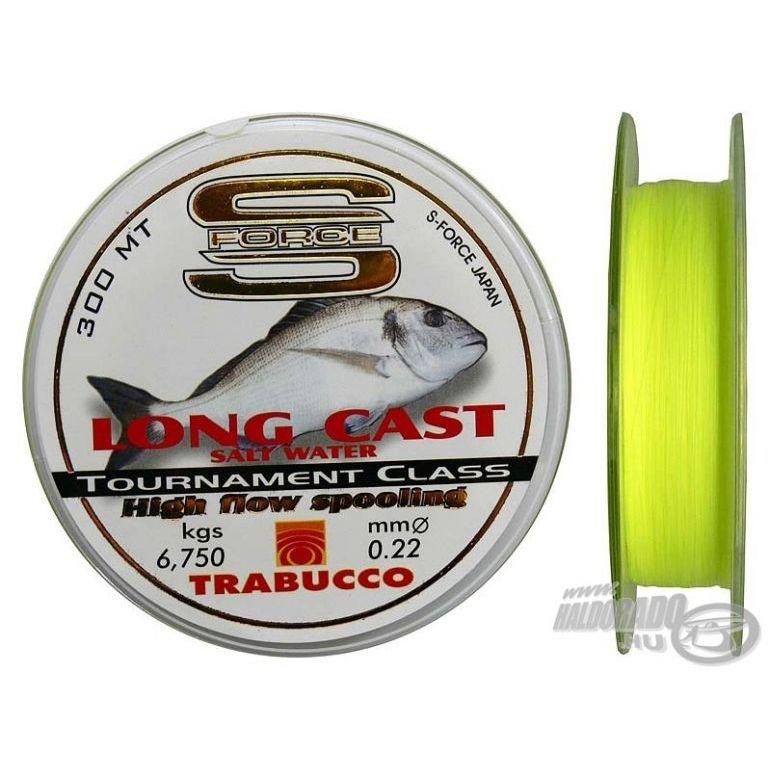 TRABUCCO S-Force Long Cast 0,25 mm