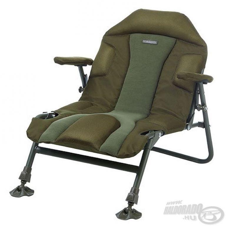 Trakker Levelite Compact karfás fotel